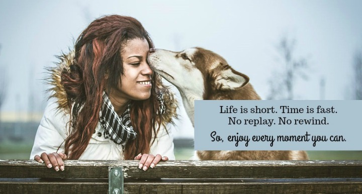 What's Keeping You From Enjoying Your LifeMore?