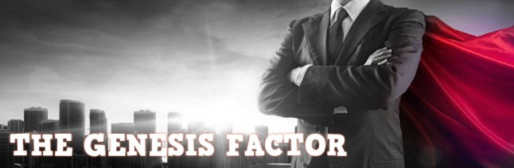 "THE GENESIS FACTOR: The Mystery of Original Design and Your ""Now"" Authority on the Earth"